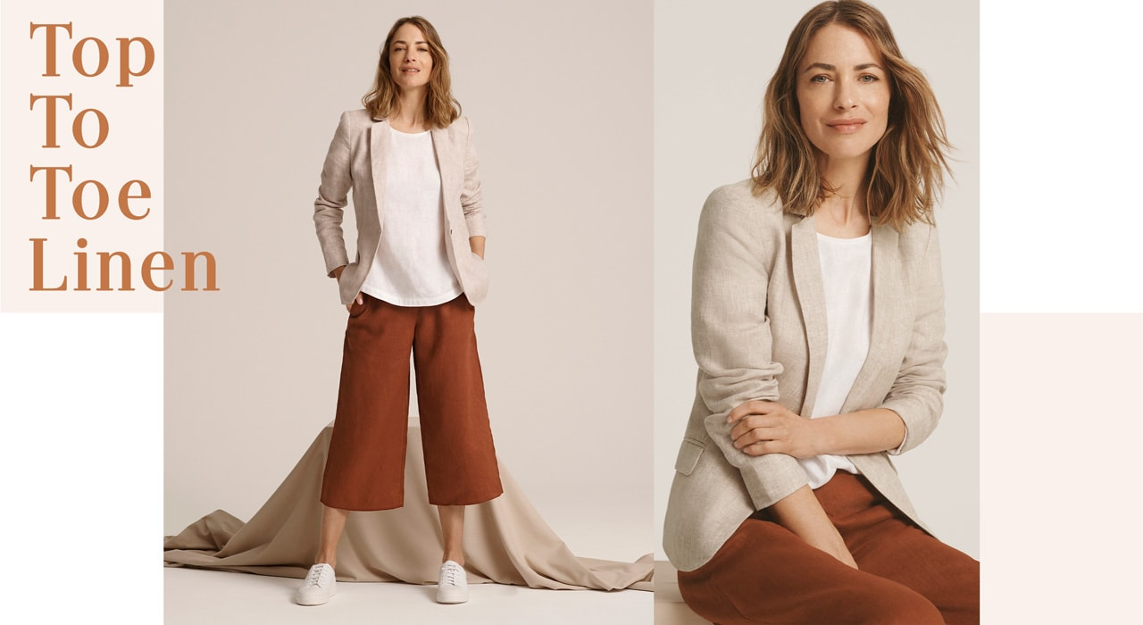 Top To Toe Linen