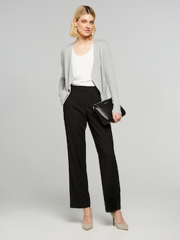 Pinstripe Suits You Wide Pant