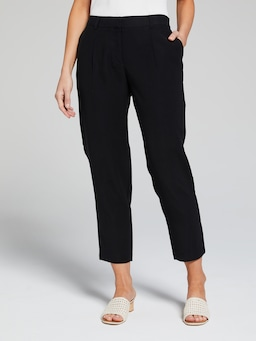 Viscose Ankle Pant
