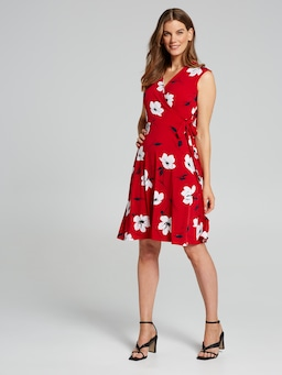 Melanie Wrap Dress