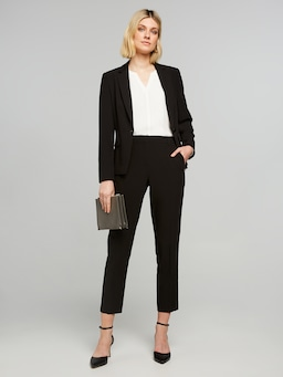 Modern Ankle Suit Pant