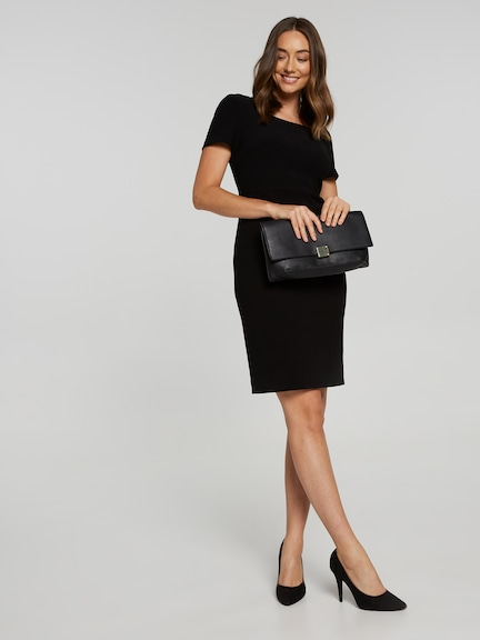 Rosie Square Neck Dress