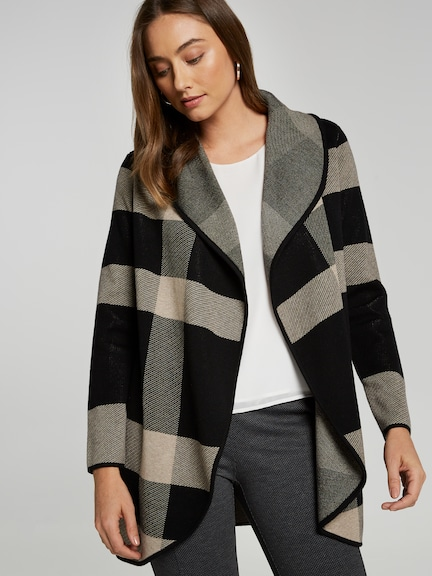 Skylar Double Face Cardi Coat